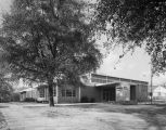 Hamner Hall Community Center at the corner of Mildred and South Holt Streets in Montgomery,...