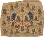 Composite image of African American members of the United States Congress from 1869 to 1901.
