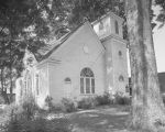 St Barnabas Episcopal Church in Roanoke, Alabama.