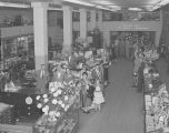 Interior of the Mercantile Paper Company at 138 Commerce Street in Montgomery, Alabama, during its...
