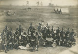 Base Hospital Band at Camp Sheridan in Montgomery, Alabama.