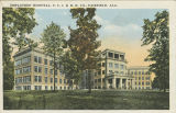 """Employees' Hospital, T. C. I. & R. R. Co., Fairfield, Ala."""