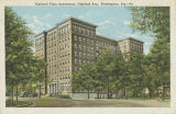 """Highland Plaza Apartments, Highland Ave., Birmingham, Ala."""