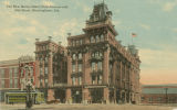 """The New Morris Hotel, First Avenue and 19th Street, Birmingham, Ala."""