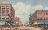 """Birmingham, Ala. Third Avenue, East From 19th Street."""