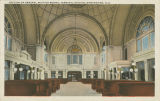 """Section of General Waiting Rooms, Terminal Station, Birmingham, Ala."""