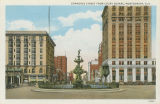 """Commerce Street From Court Square, Montgomery, Ala."""