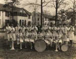 Band at the State Training School for Girls in Chalkville, Alabama.