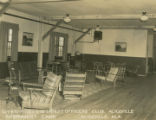 """Officers Club. Aliceville Internment Camp. Aliceville, Ala."""