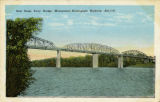 """New Reese Ferry Bridge, Montgomery-Birmingham Highway, Ala."""