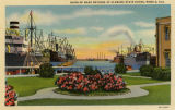 """Ships of Many Nations at Alabama State Docks, Mobile, Ala."""