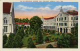 """The Quadrangle, Spring Hill College, Mobile, Ala."""