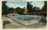 """The Swimming Pool, Oak Park, Montgomery, Ala."""