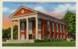 """Thomas Byrne Memorial Library, Spring Hill College, Mobile, Ala."""