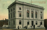 """Post Office and Government Building, Anniston , Ala. """