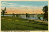 """Wilson Dam, From South Bank, Muscle Shoals, Florence, Ala."""