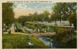 """One of the Terraces in East Lake Park, Birmingham, Ala."""