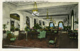 """The Ladies Lounging Room, 'The Tutwiler,' Birmingham, Ala."""