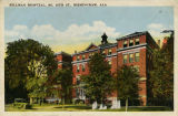 """Hillman Hospital, So. 20th St., Birmingham, Ala."""