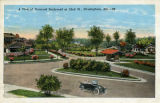 """A View of Norwood Boulevard at 32nd St., Birmingham, Ala."""