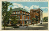 """Southern and Athletic Clubs and Y. M. C. A. Buildings, 20th St. and 5th Ave., Birmingham,..."