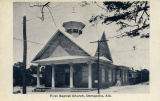 """First Baptist Church, Demopolis, Ala."""