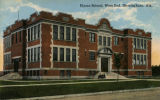 """Elyton School, West End, Birmingham, Ala."""