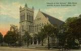 """'Church of the Advent.' 20th Street and 6th Avenue, Birmingham, Ala."""