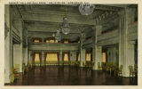 """Banquet Hall and Ball Room, 'The Tutwiler,' Birmingham, Ala."""