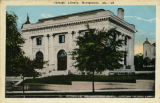 """Carnegie Library, Montgomery, Ala."""