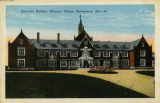 """Executive Building, Woman's College, Montgomery, Ala."""