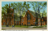 """St. Paul's Episcopal Church and Parish House, Selma, Ala."""