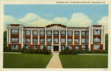 """Science Hall, Tuskegee Institute, Tuskegee, Ala."""