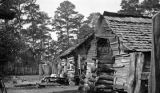 Home of Rachael, an African American woman in Wilcox County, Alabama, who might have been a...