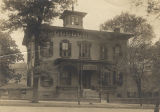 Y.W.C.A. on the corner of South Perry Street and Adams Street in Montgomery, Alabama.