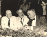Guests at Frank Boykin's testimonial dinner for Sam Rayburn.