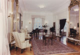 Drawing room of the Governor's Mansion in Montgomery, Alabama.