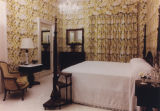 Bedroom in the Governor's Mansion in Montgomery, Alabama.