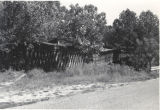 Legg Covered Bridge, also known as Clarkson Covered Bridge, over Crooked Creek, west of Cullman,...