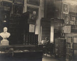 Gertrude Ryan, librarian at the Alabama Department of Archives and History.