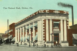 """First National Bank, Dothan, Ala."""
