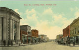 """Main Street, Looking East, Dothan, Ala."""