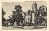 """Court house and grammar school, Brewton, Ala."""