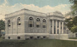 Carnegie Library in Anniston, Alabama.
