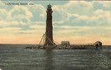 """Light House, Mobile, Ala."""