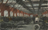 """Scene in wire and nail mill, Standard Steel Co., Gadsden, Ala."""