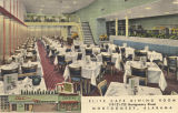 """Elite Cafe Dining Room, 119-121-125 Montgomery Street, Montgomery, Alabama."""