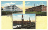 Lincoln Mills of Alabama, Merrimack Manufacturing Company, and Dallas Manufacturing Company in...