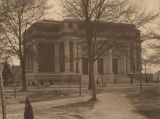 Carnegie Library at Alabama Polytechnic Institute in Auburn, Alabama.