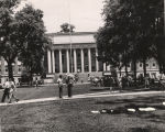 Amelia Gayle Gorgas Library at the University of Alabama in Tuscaloosa.